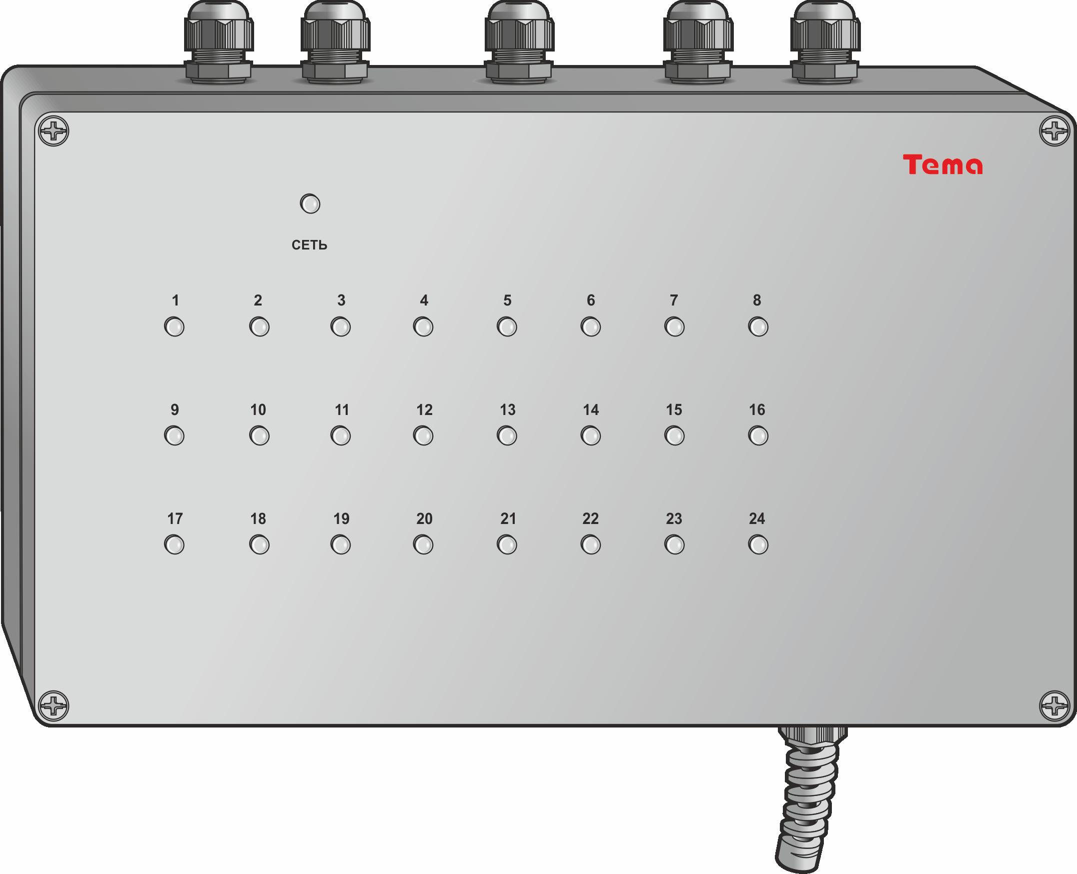 Коммутатор Tema-APM240.02-220-m65